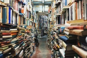 Home libraries can hold more than 5000 books