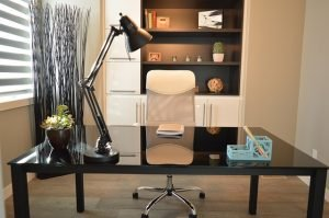 Office -. Think about similar design when planning your new office layout