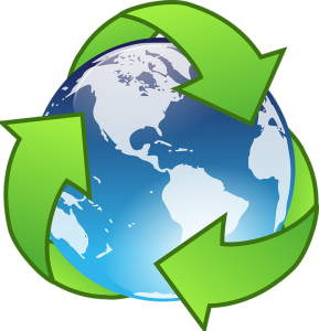 Recycling goes around the globe