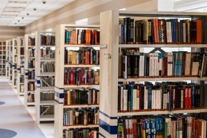 It is your top priority to keep your books as safe as it is possible