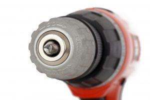 A drill head.