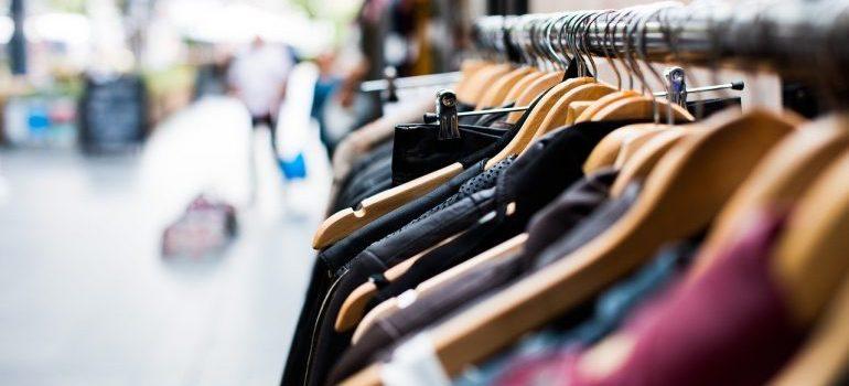 clothes - senior moving packing hacks