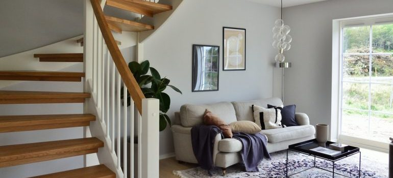 stairs in a home