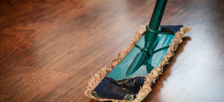 Cleaning is necessary when you try to prepare your place for renting out