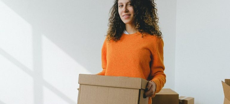 psychological benefits of decluttering are being confident